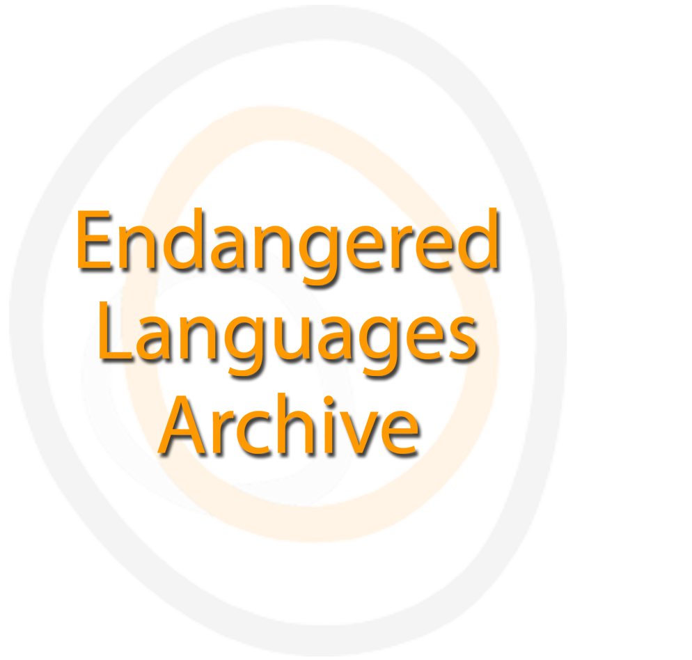 Endangered Languages Archive